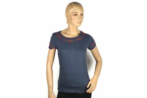 Shipibo Shirt Damen Metsa S Modell 3