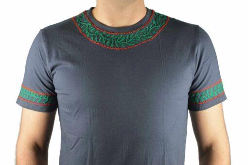 Shipibo Shirt Kaposi L Modell 1