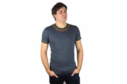 Shipibo Shirt Kaposi M Modell 1