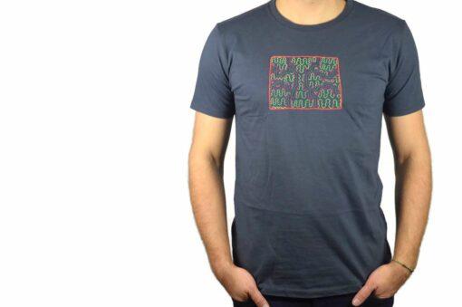 Shipibo Shirt Irake L Modell 1
