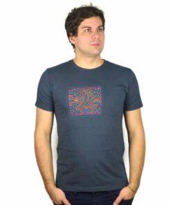 Shipibo Shirt Irake M Modell 1