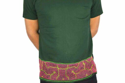 Shipibo Shirt Huischti XL Modell 1
