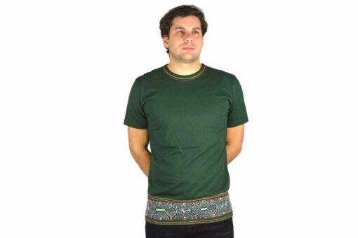 Shipibo Shirt Huischti XL Modell 4
