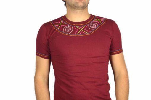 Shipibo Shirt Ayyamare M Modell 7