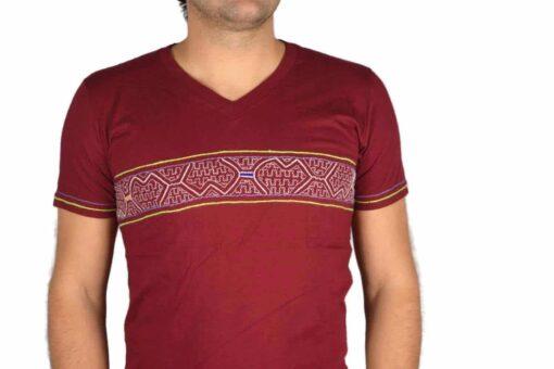 Shipibo Shirt Muehis L Modell 1
