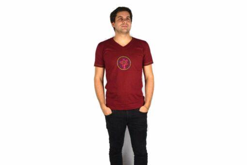 Shipibo Shirt Muehis L Modell 4