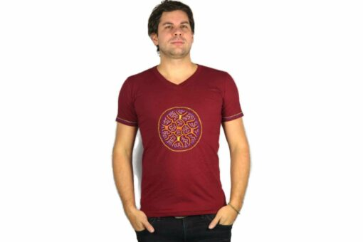 Shipibo Shirt Muehis M Modell 1