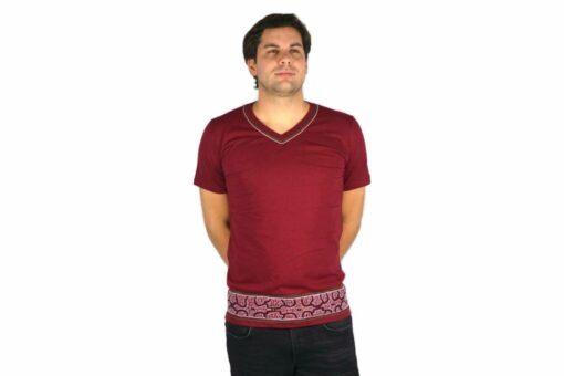 Shipibo Shirt Usaqui L Modell 2