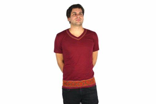 Shipibo Shirt Usaqui L Modell 4