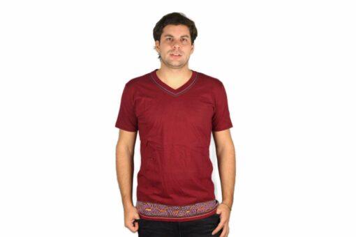 Shipibo Shirt Usaqui XL Modell 2