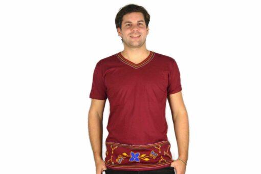 Shipibo Shirt Usaqui XL Modell 3