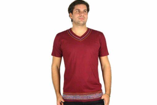Shipibo Shirt Usaqui XL Modell 4