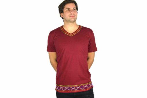 Shipibo Shirt Usaqui XL Modell 5