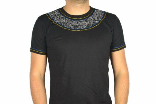 Shipibo Shirt Huebequi L Modell 2