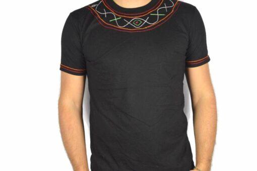 Shipibo Shirt Huebequi L Modell 4