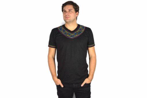 Shipibo Shirt Huebequi XL Modell 1