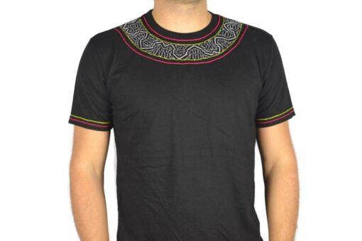 Shipibo Shirt Huebequi XL Modell 2