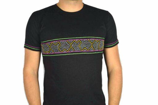 Shipibo Shirt Acceriqui L Modell 1