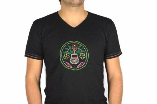 Shipibo Shirt Acceriqui L Modell 2