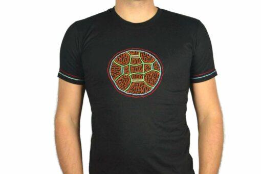 Shipibo Shirt Acceriqui M Modell 3