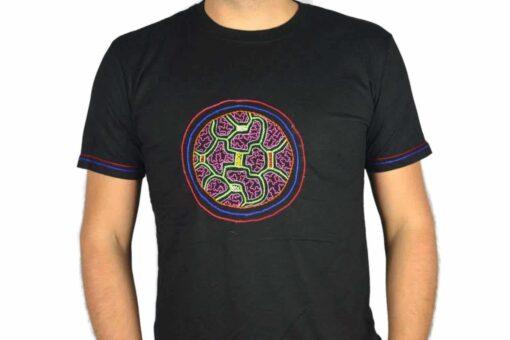 Shipibo Shirt Acceriqui XL Modell 5