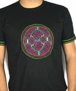 Shipibo Shirt Acceriqui XL Modell 6