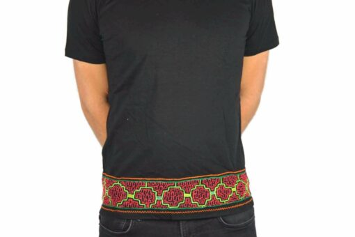Shipibo Shirt Accu L Modell 2