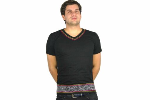 Shipibo Shirt Accu M Modell 2