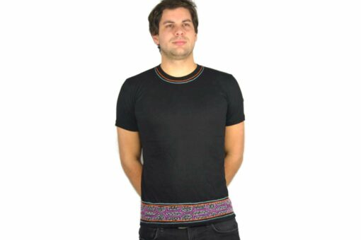 Shipibo Shirt Accu M Modell 3