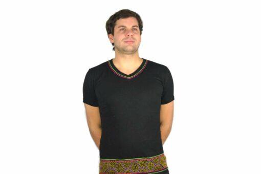 Shipibo Shirt Accu M Modell 5