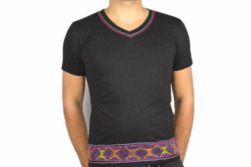 Shipibo Shirt Accu M Modell 6