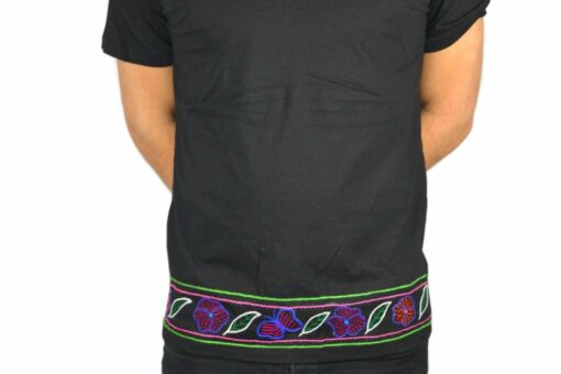 Shipibo Shirt Accu XL Modell 1