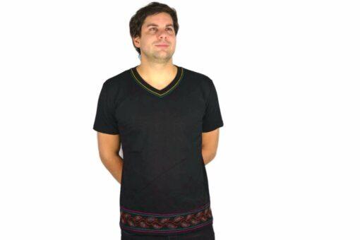 Shipibo Shirt Accu XL Modell 2