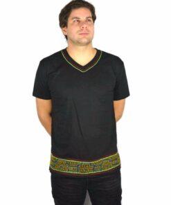 Shipibo Shirt Accu XL Modell 4