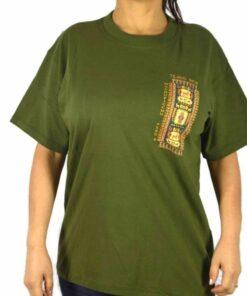 Shirt Tejido Inca Grün