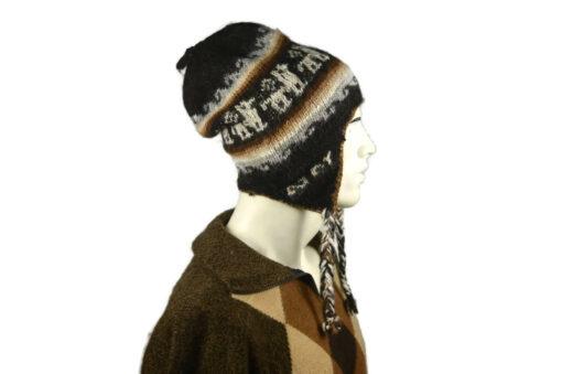 Alpaka Mütze Herren Modell 2