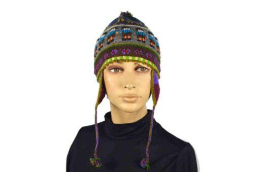 Alpaka Mütze Quori Sonqo Modell 2