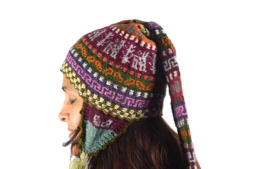 Alpaka Mütze Kausasun Modell 2