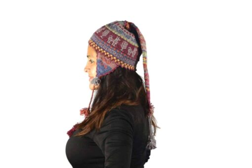 Alpaka Mütze Kausasun Modell 1
