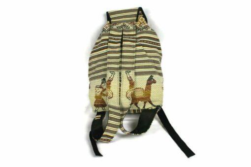 Rucksack Peru Manta Beige
