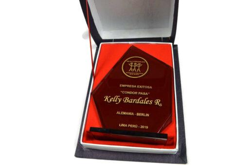Kelly Bardales Condor Pasa Preis - Orgullo Peruano 2019