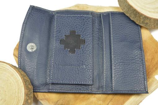 Geldbörse Maymantataq blau