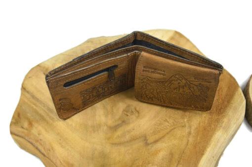 Geldbörse Chay mit Alpakafell Weiß