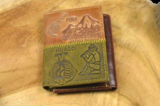 Geldbörse Huaco Variante 1