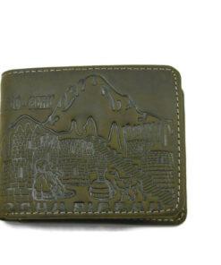 Geldbeutel Machu Picchu Modell 1