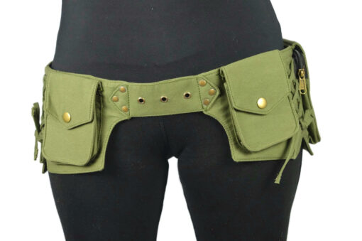 Sidebag Quatro olivgrün