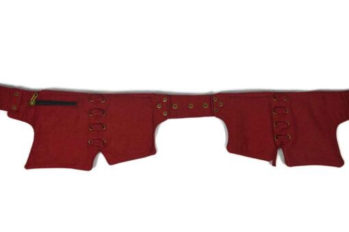 Sidebag Quatro rot