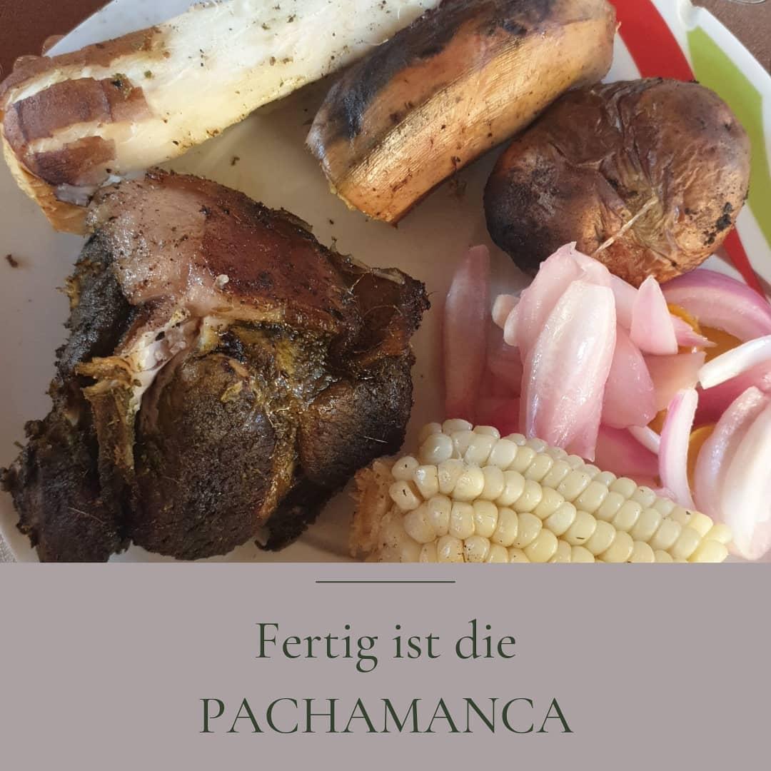 Fertige Pachamanca